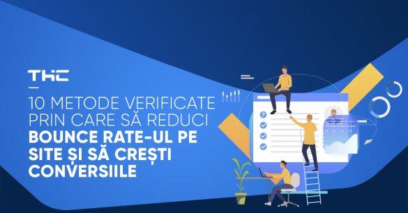 10 metode verificate prin care să reduci bounce rate-ul pe site și să crești conversiile
