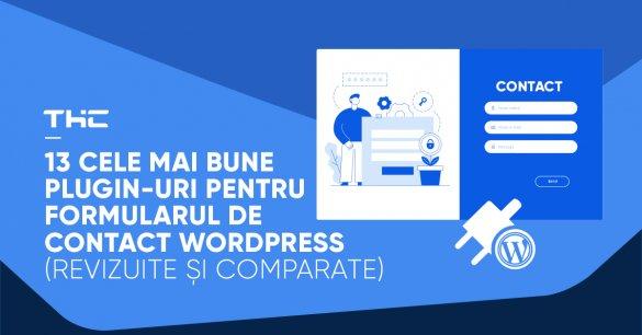 13 cele mai bune plugin-uri pentru formularul de contact WordPress (revizuite și comparate)