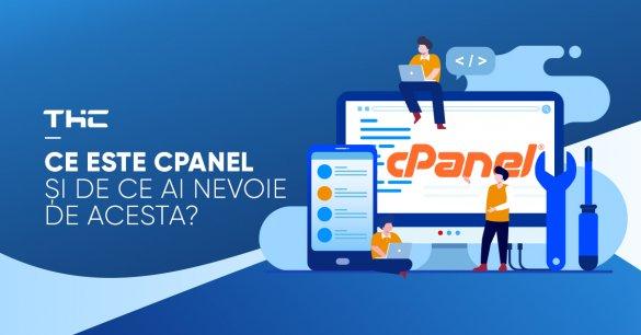 Ce este cPanel și de ce ai nevoie de acesta?