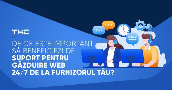 De ce este important să beneficiezi de suport pentru găzduire web 24 7 de la furnizorul tău