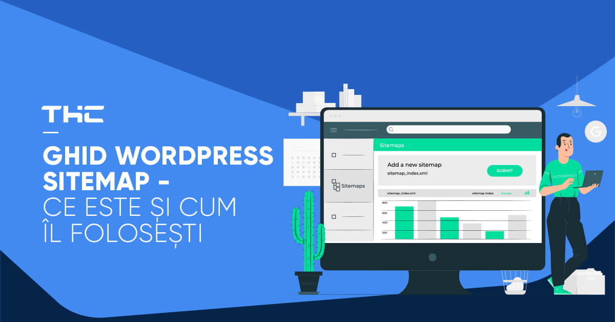 Ghid WordPress Sitemap – Ce este și cum îl folosești