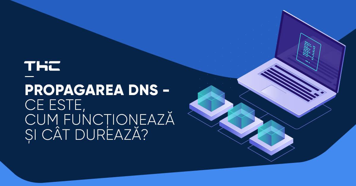 Propagarea DNS – Ce este, cum funcționează și cât durează?