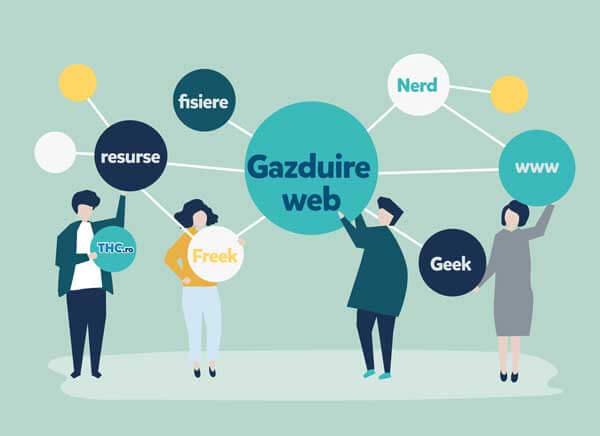 Gazduire web - pachete si resurse dedicate