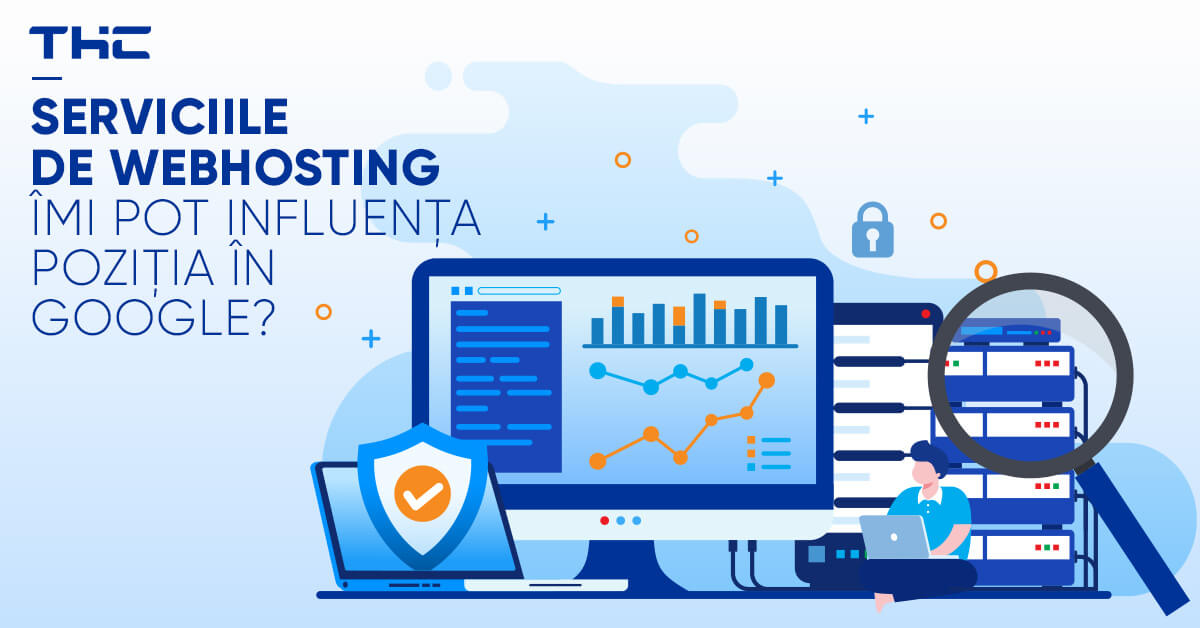 Primim frecvent aceasta intrebare legata de serviciile de web hosting. Afla care sunt factorii care pot influenta pozitia site-ului tau in Google!