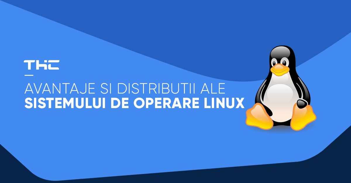 Linux - Ce este, unde poate fi intalnit si care sunt avantajele lui