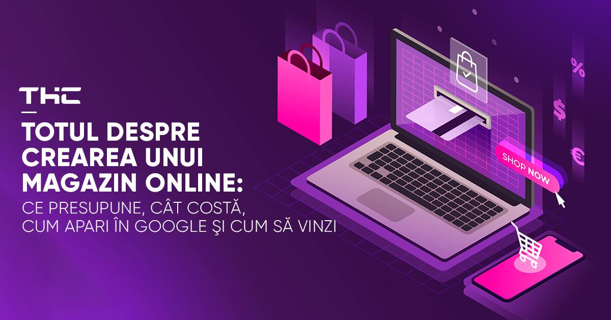 Crearea unui magazin online este un proces destul de dificil, care presupune alegeri inteligente. Afla tot ce trebuie sa stii despre magazinele web!
